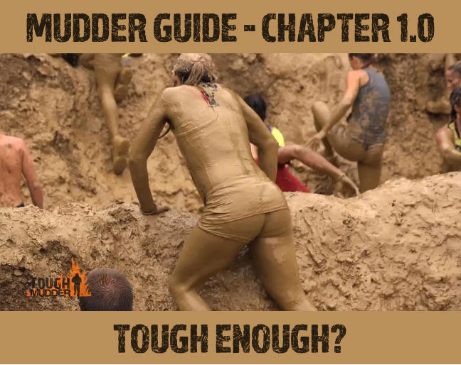Tough enough for Tough Mudder?