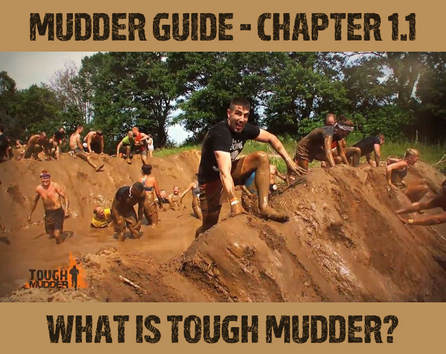What is Tough Mudder?
