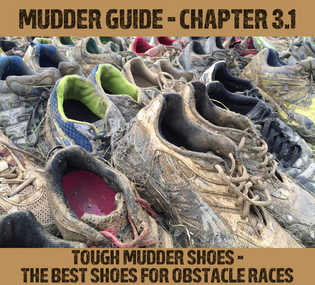 Shoes for Tough Mudder & Obstacle Runs