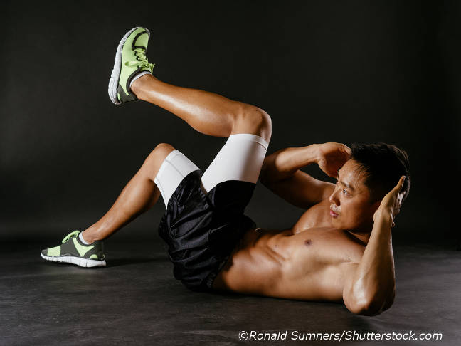 Workout: Strong abs make Tough Mudder easier