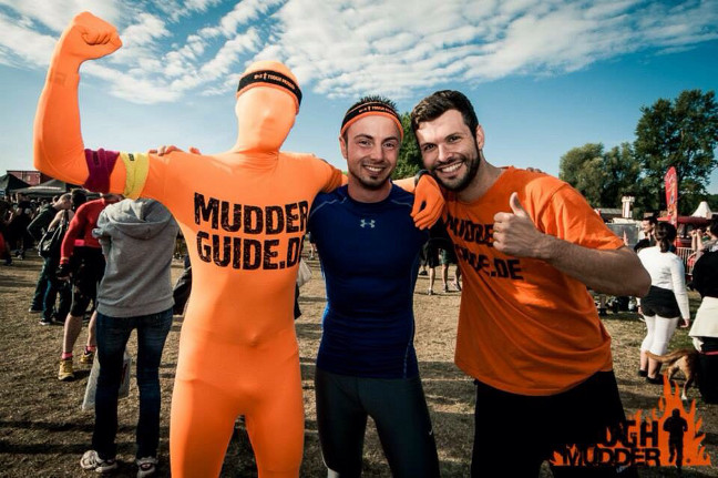 Mudder Guide Team