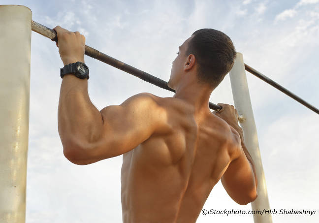 Pull-ups will help you overcome the toughest obstacles of Tough Mudder