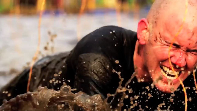 Tough Mudder: the shocks at Electric Eel make even the toughest man cry like a baby