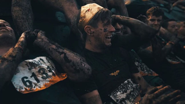 Tough Mudder is a dirty affair